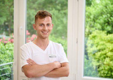 Lukas Gutsche-Schnell – Zahnmedizinischer Fachangestellter in der Ausbildung